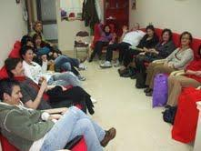 Занятия в центре личностного развития в Хадере